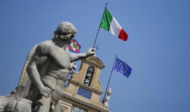 Αποτέλεσμα εικόνας για ιταλια ευρω