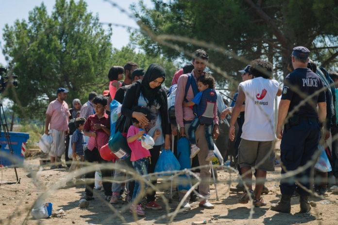 προσφυγικές