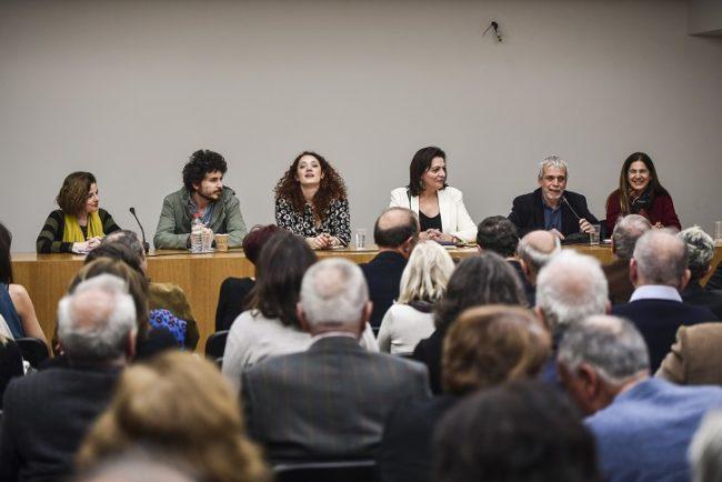 Μεγάλη επιτυχία παρουσίασης «Μετώπου Ανατροπής» και της υποψήφιας Δημάρχου Αθήνας Α. Θεοδόση