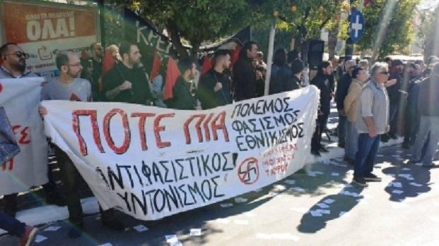 Καλλιθέα: Άγρια επίθεση των ΜΑΤ σε αντιφασίστες και μέλη της ΛΑ.Ε