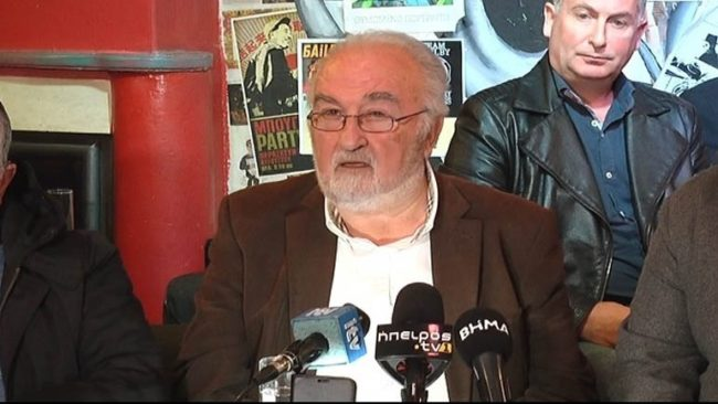 Με την «Ανυπόκτακτη Ήπειρο» υποψήφιος Περιφερειάρχης ο Κ. Νουτσόπουλος