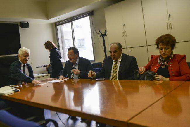 Λαφαζάνης: Με καταλήψεις, αγωγές, μηνύσεις απαντάμε στη φίμωση από ΕΡΤ-κανάλια