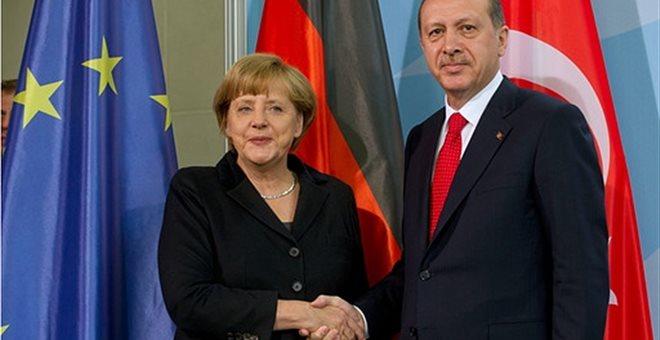 Βρώμικος ρόλος Γερμανίας: Δεν παίρνει θέση στην Τουρκική πρόκληση με