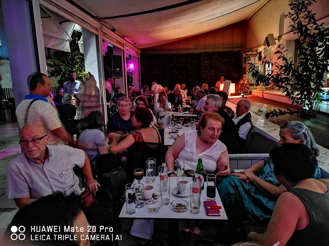 Με επιτυχία η πολιτική βραδιά της Iskra για την επαναθεμελίωση της Αριστεράς