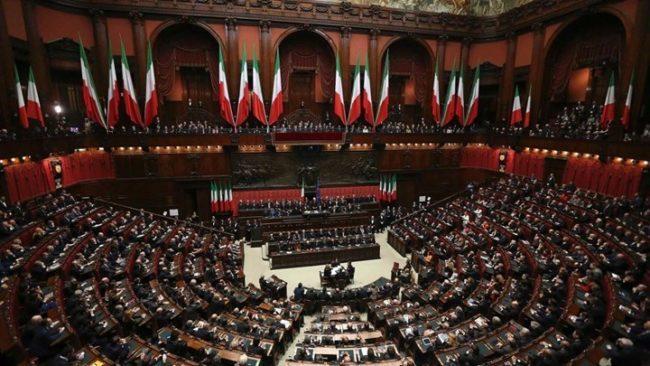 Δημοκρατικό Κόμμα Ιταλίας : Συστημική κυβέρνηση 5 όρων προτείνει στα Πέντε Αστέρια