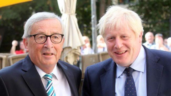 Έκπληξη! Αισιόδοξος ο Γιούνκερ για Brexit: Μπορούμε να έχουμε μία συμφωνία