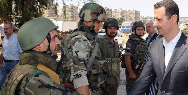 Εξαιρετικά θετική τροπή στο πολεμικό μέτωπο: Δαμασκός στέλνει στρατό εναντίον Τουρκίας!