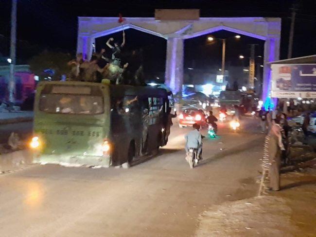 Οι ΗΠΑ παρέδωσαν το Κομπάνι σε Ρωσία και Άσαντ