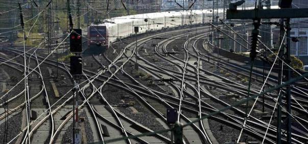 σιδηροδρομικοί