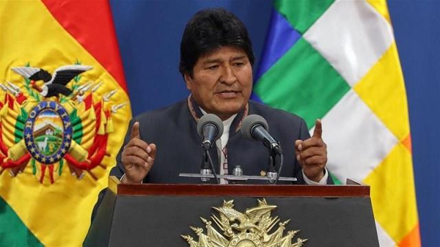 Αμερικανοκίνητο πραξικόπημα στη Βολιβία εξανάγκασε τον Μοράλες σε παραίτηση