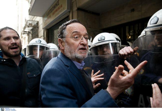 Νέα στημένη πολιτική δίκη κατά Λαφαζάνη και συναγωνιστών του για πλειστηριασμούς
