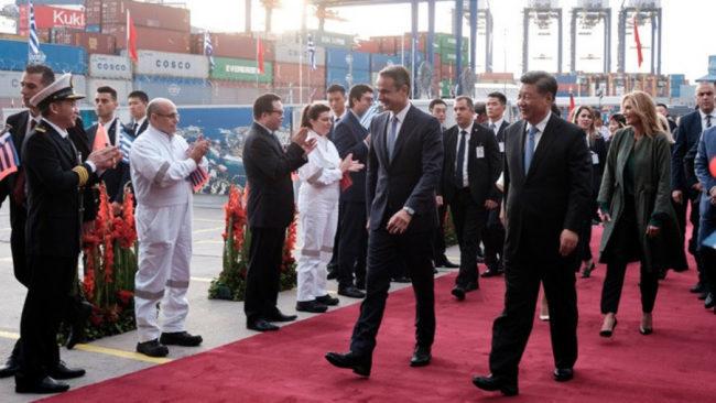 Η Κίνα αποβιβάζεται στην Ελλάδα. Επιδιώκει συνεργασία ή έλεγχο της χώρας;