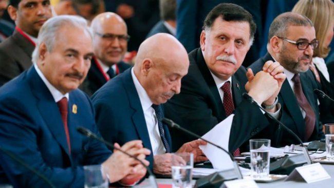Επιστολή–καταπέλτης προέδρου Βουλής της Λιβύης: Άκυρη η συμφωνία με Τουρκία