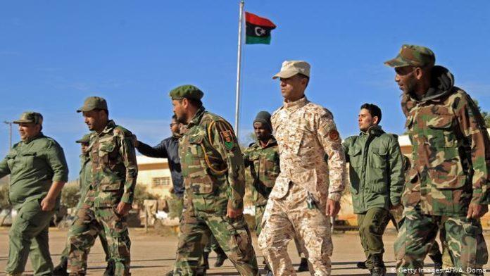 λιβυκός
