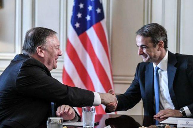 Επιστολή κοροϊδία Πομπέο. Οι ΗΠΑ δουλεύουν την Κύπρο. Πανηγυρίζει η