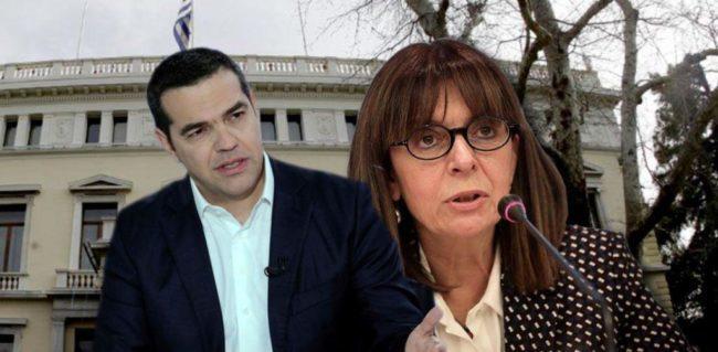 Συναίνεση και ξερό ψωμί: Ο ΣΥΡΙΖΑ ψηφίζει Σακελλλαροπούλου-Ουσιαστικά νέο πολιτικό μνημόνιο