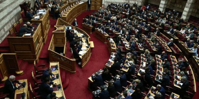 Εκλογικό σύστημα:  Νομιμοποίησαν τη μεγάλη ληστεία εδρών-ψήφων. Σκορποχώρι τα κόμματα