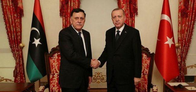 Φ.Α.Σάρατζ: Εκτάκτως στην Κωνσταντινούπολη για συνάντηση με τον Τ.Ερντογάν