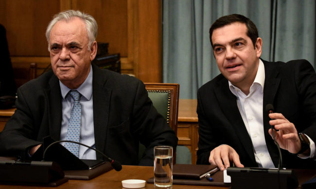 Αυτοκριτική της δεκάρας από ΣΥΡΙΖΑ: Η Ρωσία φταίει για τρίτο μνημόνιο