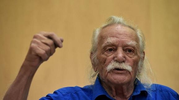 Χάσαμε τον Μανώλη Γλέζο! Έναν ήρωα της Εθνικής Αντίστασης, έναν Μεγάλο της Αριστεράς