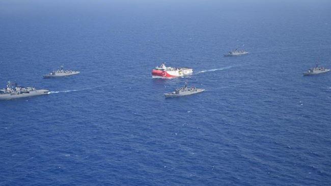 Τουρκικός Αττίλας στην ελληνική ΑΟΖ-Βύθιση τουρκικού πλοίου για παραβίαση λιβυκής ΑΟΖ!