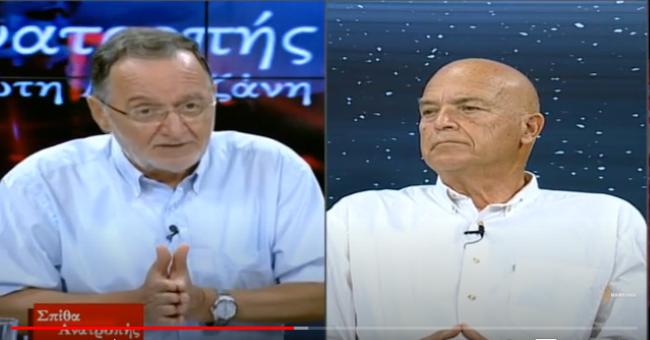 Λαφαζάνης-Λαμπρόπουλος για τη σύσταση νέας ριζοσπαστικής πολιτικής κίνησης