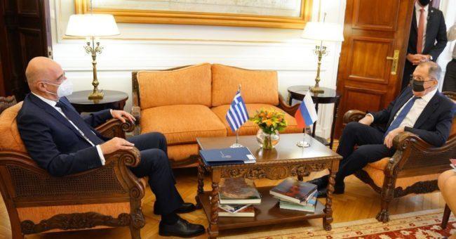 Λάβρος Λαβρόφ υπέρ Ελλάδας, βόμβες κατά Τουρκίας. Δικαίωμα Ελλάδας τα 12ν.μ