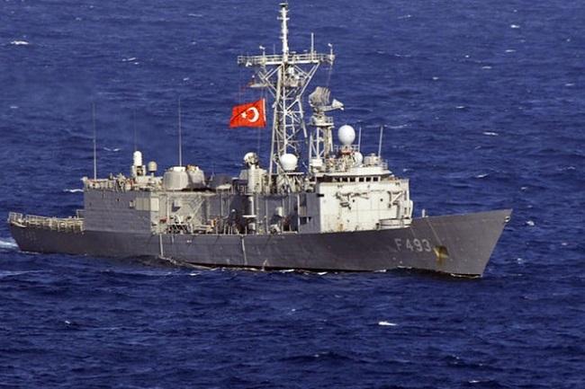 τουρκικά πολεμικάθα πραγματοποιούννηοψίες