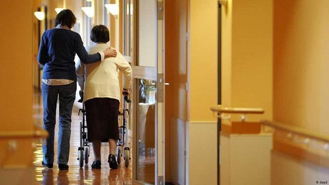 ιδιωτικοποίηση της περίθαλψης των ηλικιωμένων