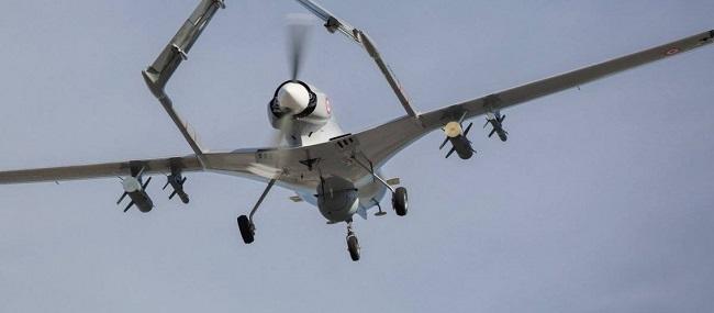 Επίθεση τουρκικών UAV