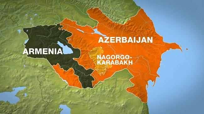 συμφωνία στο Ναγκόρνο-Καραμπάχ