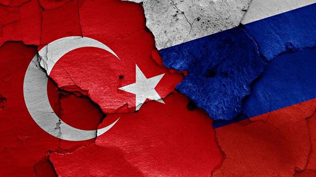 Η Ρωσία αντιμέτωπη με Τουρκία
