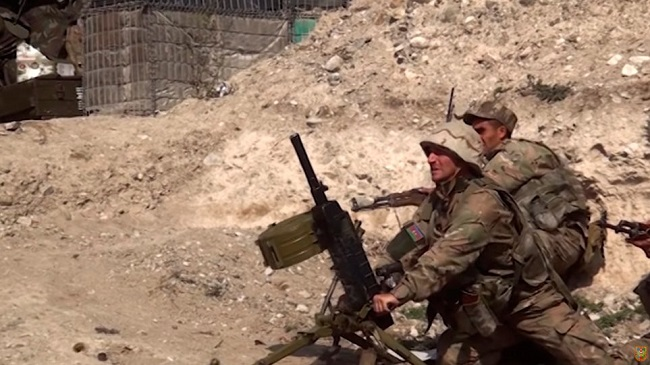 πόλεμος στο Καραμπάχ