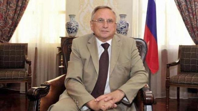 Πρέσβης Ρωσίας στην Κύπρο