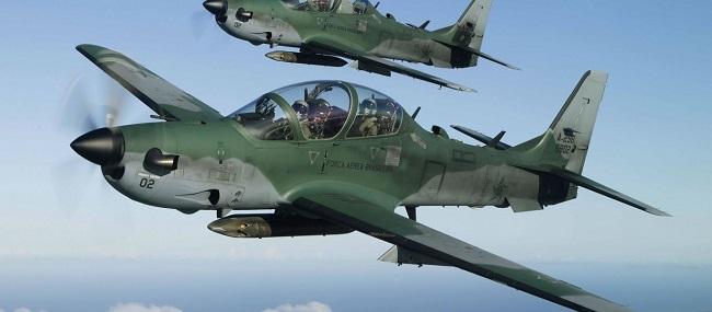 αεροσκάφη υποστήριξης από Βραζιλία