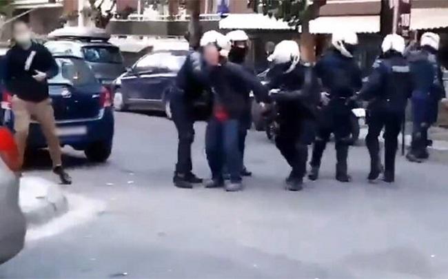 Σύλληψη φοιτητή