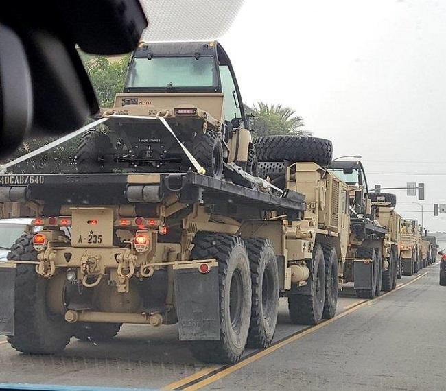 Βγαίνει ο στρατός