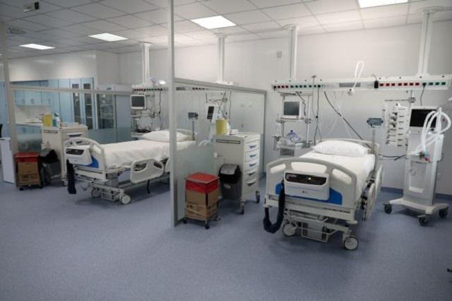 ΜΕΘ νοσοκομεία