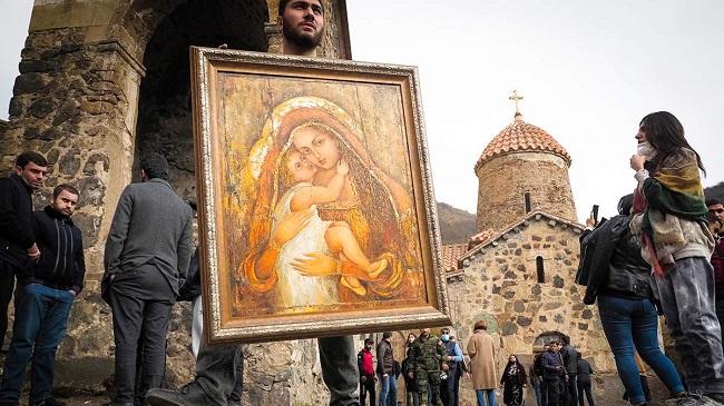αμέτρητοι οι Αρμένιοι αιχμάλωτοι των Αζέρων