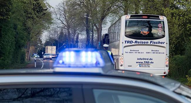 Αυτοκίνητο έπεσε σε πεζούς στη Γερμανία