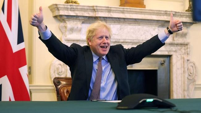Ιστορική συμφωνία Βρετανίας-ΕΕ