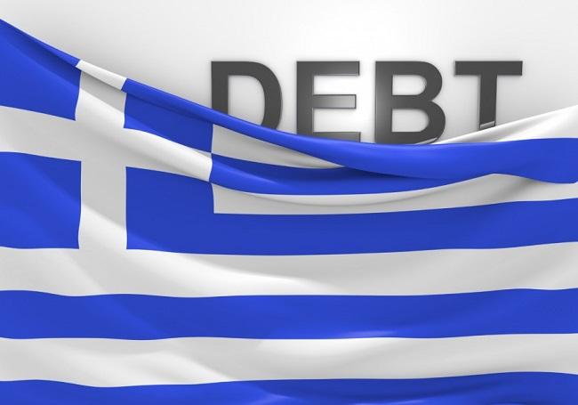 βουνό ελληνικού χρέους