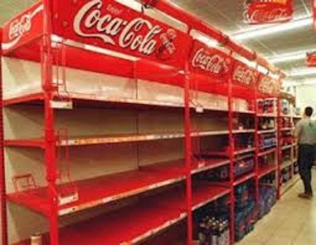 """""""Καραντίνα"""" στην Coca Cola"""