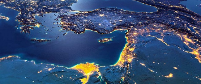 H Τουρκία αναδεικνύει την Γαλάζια Πατρίδα
