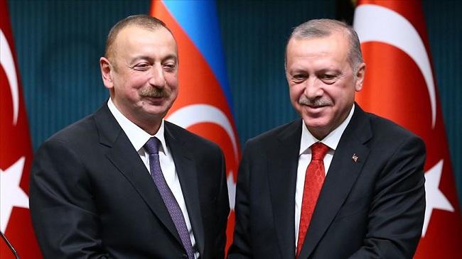 Ερντογάν και Αλίγιεφ εποικίζουν