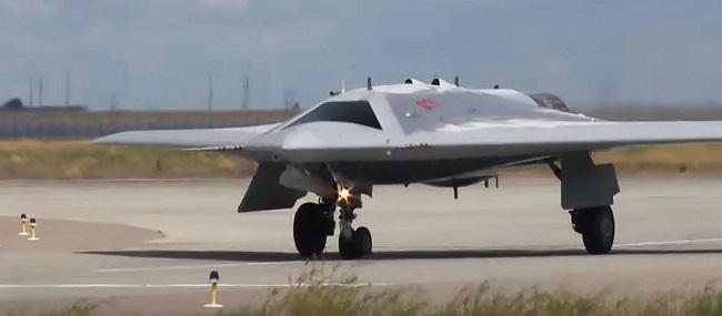 Ρωσικά UAV βομβάρδισαν θέσεις