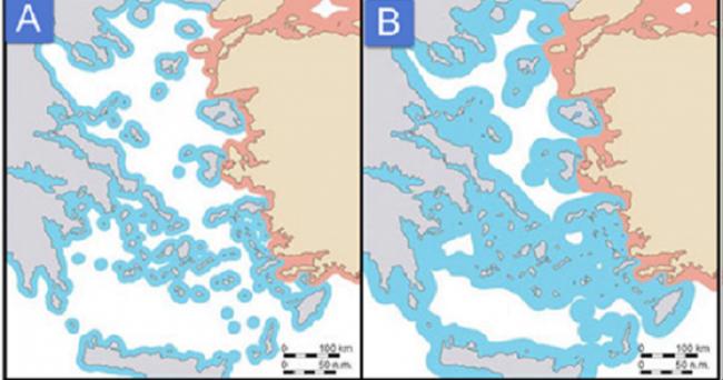 η επέκταση των χωρικών υδάτων και ο Ροζάκης