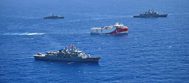 Τουρκία: H 'Γαλάζια Πατρίδα' είναι στρατηγική μας