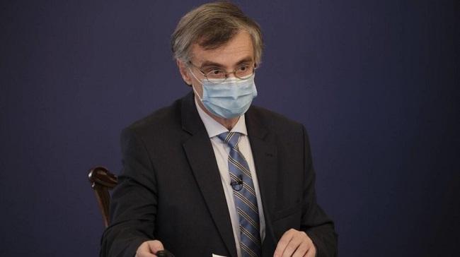 Σ.Τσιόδρας: «Κάθε χρόνο θα σας εμβολιάζουμε
