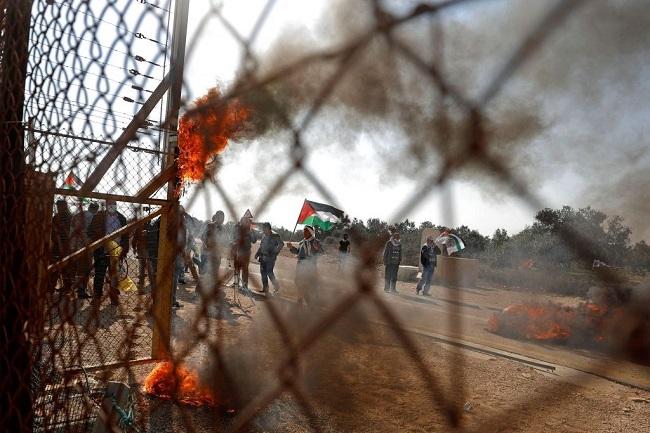 Σύγχρονο απαρτχάιντ κατά Παλαιστινίων